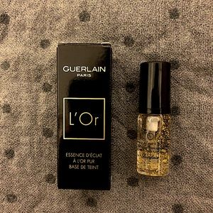 Guerlain Radiance concentrate with pure gold